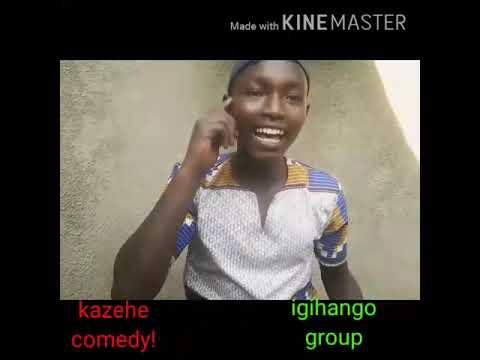 Download Kazehe Comedy: Bruce Mélodie, Saa moya wapi, turashaka saa tatu! (Trailer)