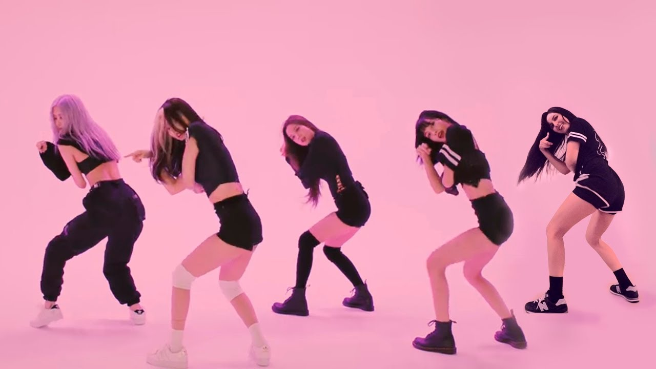 BLACKPINK - 'How You Like That' CON AMIGAS ♥