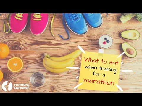 Marathon Nutrition What to eat when training for a Marathon
