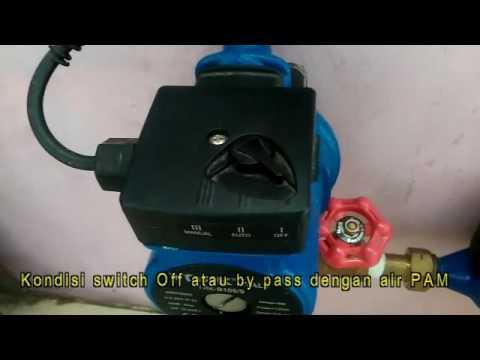Prinsip Kerja Dan Mekanisme Pemasangan Pompa Booster Wijdan Kelistrikan