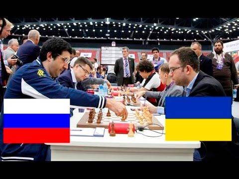 Россия проиграла Украине. Карлсен спасся. Новинка Адхибана. Обзор 4 тура шахматной олимпиады