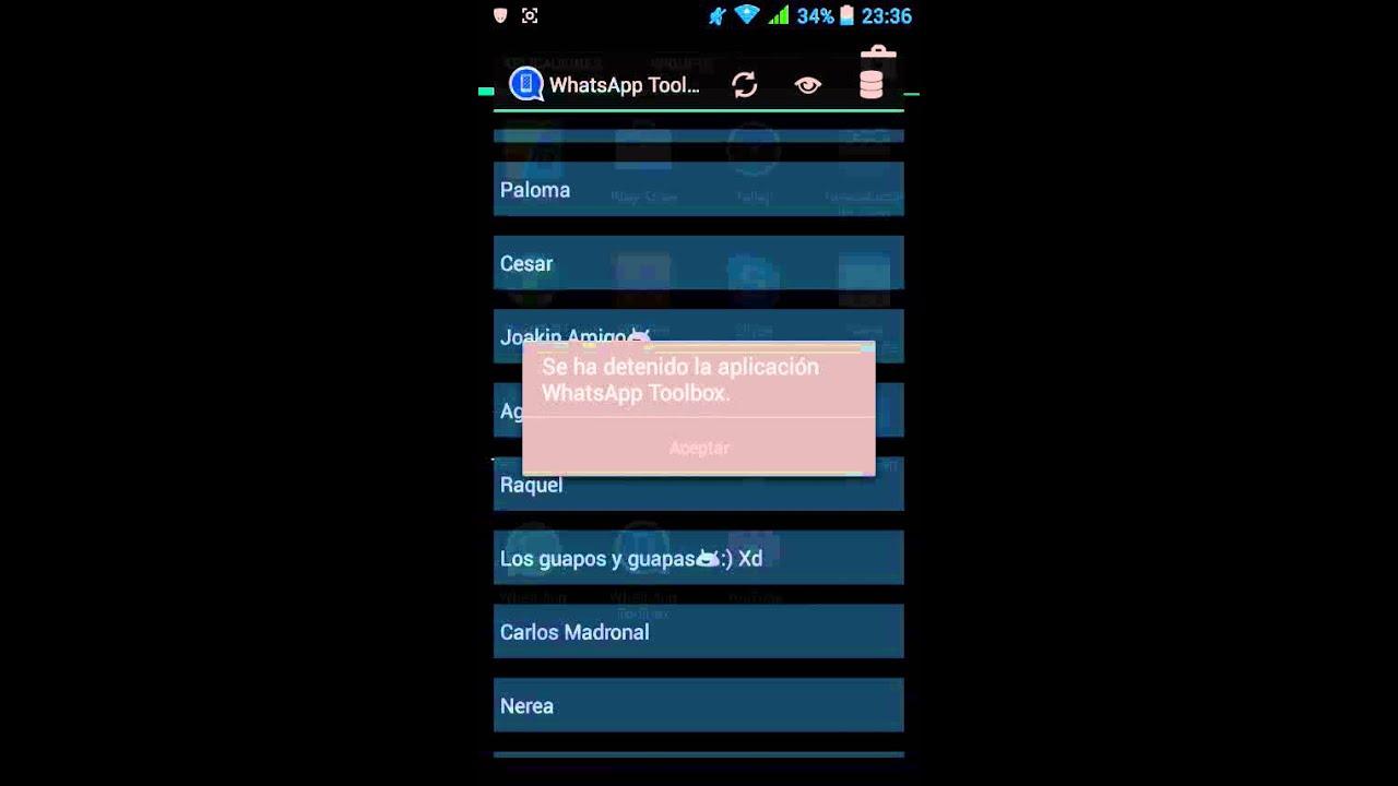 Como utilizar whatsapp toolbox