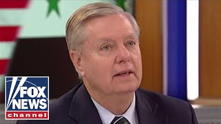 Graham praises Trump's latest call on US troops in Syria
