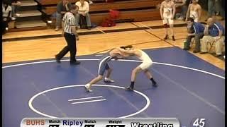Download Video 2010 Ripley vs Buckhannon-Upshur Wrestling MP3 3GP MP4