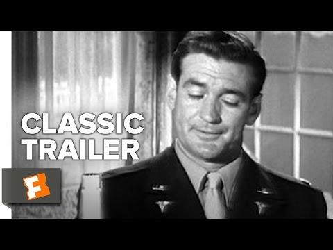 36 Hours (1965) Official Trailer - James Garner, Eva Marie Saint War Thriller Movie HD
