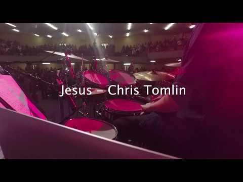 Chris Tomlin - Jesus (Live) Drum Cover