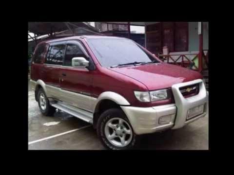 Dijual Chevrolet Tavera 2004 Samarinda Hp085246902754 Samarinda