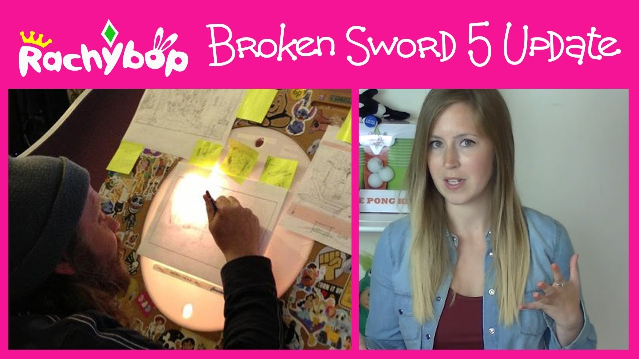 Papercraft BROKEN SWORD 5 UPDATE!!!