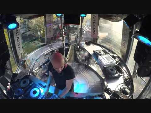 Technasia – Ultra Music Festival 2016