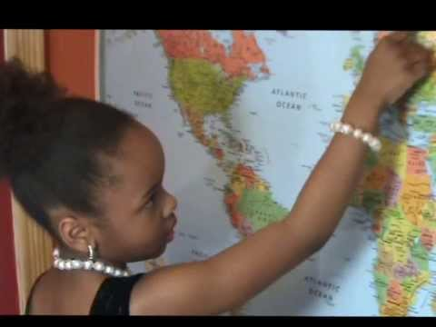 7-year-old Polyglot Mabou LOISEAU-Paraguay and Spanish Langu