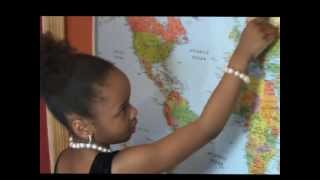 7-year-old Polyglot Mabou LOISEAU-Paraguay and Spanish Language Class-DoRéMi Arts & Languages