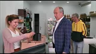 MUHARREM İNCE'ye İZNİK TV EKREM İMAMOĞLU'NU SORDU CEVAP VİDEO DA
