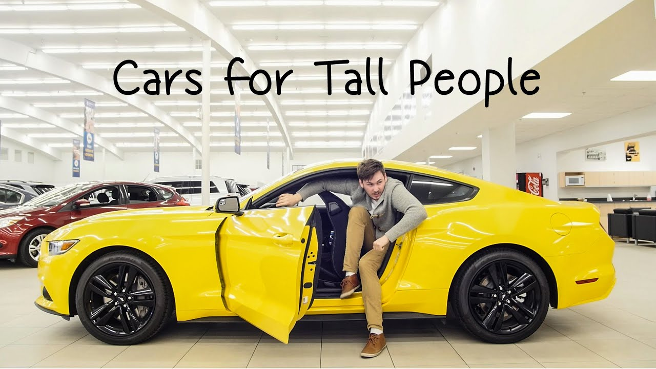 Cars for Tall People