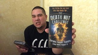 The Death Nut Challenge [ With Pepper-X ! ] Unboxing | Challenge | Official Entry #deathnuts - MrMaD