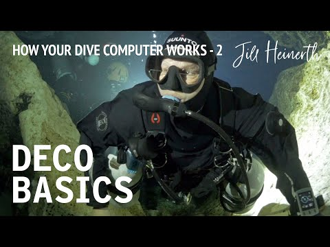 How Does Your Dive Computer Work | Basics Of Decompression Scuba Diving