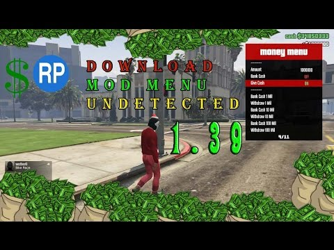 GTA V PC Online - Phoenix 0.3 w/ Money Hack(Bank or Wallet)+RP+Recoveries (Undetectable)