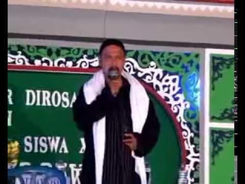 Ceramah agama KH  Abd Malik sanusi 1