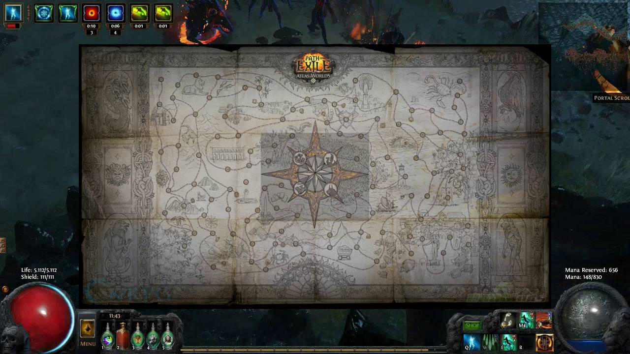 Path of Exile - Atlas of Worlds, New Currencies, and the Bone Helmet