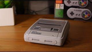 Super Nintendo Classic Mini — назад в 90-е