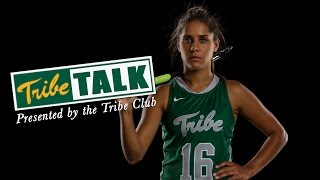 Tribe Talk with Field Hockey's Pippin Saunders (Oct. 29)