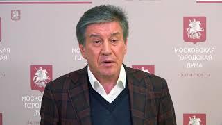 13.12.2017. Владимир Петросян - Долголетие в Москве должно быть активным
