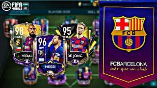Epic full fc barcelona squad builder in ...