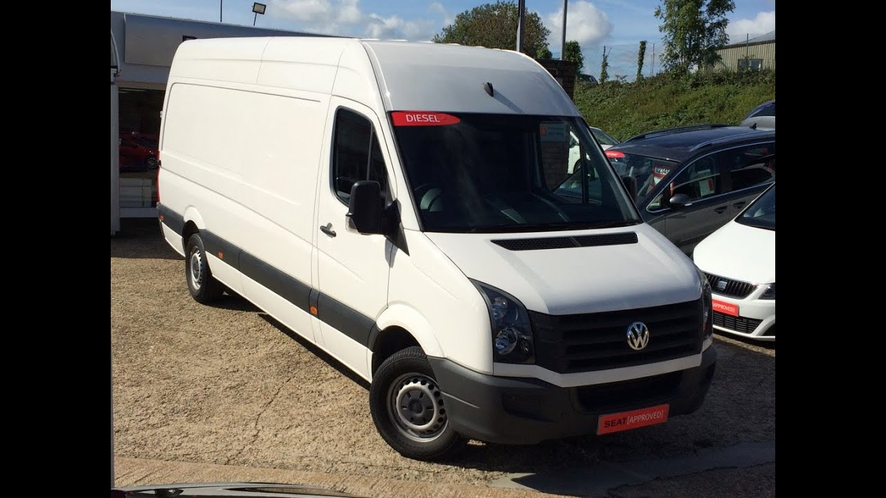 75a0bd7d73 2014 Volkswagen Crafter CR35 LWB - Sold by Bartletts SEAT in Hastings