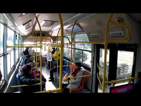 Qingdao Public Bus Company - Shandong Yixiu Electric Auto SDL6120EVG Electric Bus