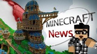 LES 15 PLUS BELLES CONSTRUCTIONS DE MINECRAFT  | Minecraft News !