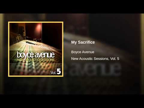 My Sacrifice