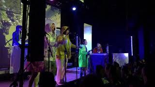 Superorganism - Nobody Cares (live)