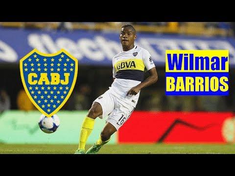 Wilmar Barrios [Rap] Me tocó una luz   Boca Juniors   Mejores Jugadas y Goles   Crack 2017   HD1080p