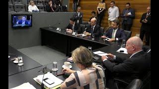 Reunião da Comissão de Finanças permanece em aberto
