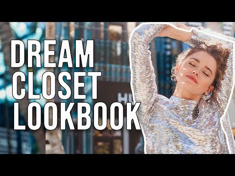 Dream Closet Lookbook | Fendi, Christian Louboutin, Valentino, Tom Ford