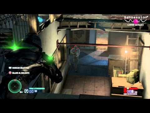 Splinter Cell: Blacklist Análisis Sensession