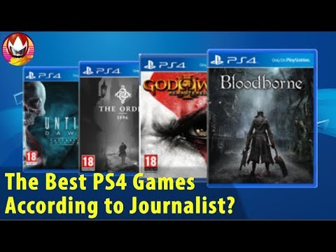 PS4 Games EVERY Person Should Play According to Polygon?