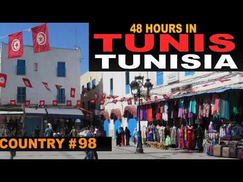 A Tourist's Guide to Tunis, Tunisia