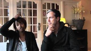 Fitz And The Tantrums interview - Michael Fitzpatrick and Noelle Scaggs (part 2)