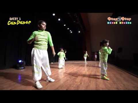 Sanu Kehndi   Kesari   Kids Dance Performance   Step2Step Dance Studio   Every 1 Can Dance