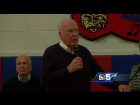 Vermont congressional delegation addresses top concerns of Vermonters at town meeting