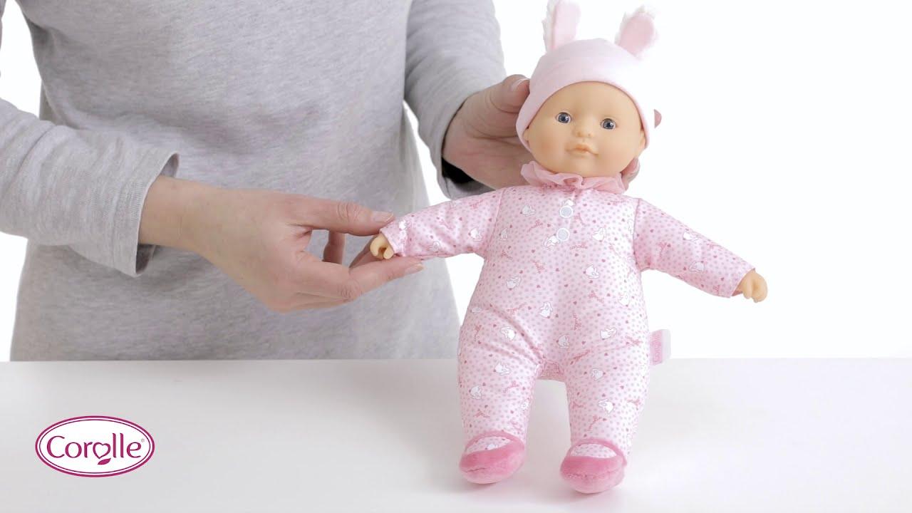 Кукла Corolle Sweat Heart Тропики с ароматом ванили 28 см