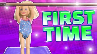Barbie - Chelsea's First Gymnastics Class | Ep.121