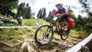 World Class Downhill MTB Racing in Austria - UCI MTB World Cup 2014 Recap