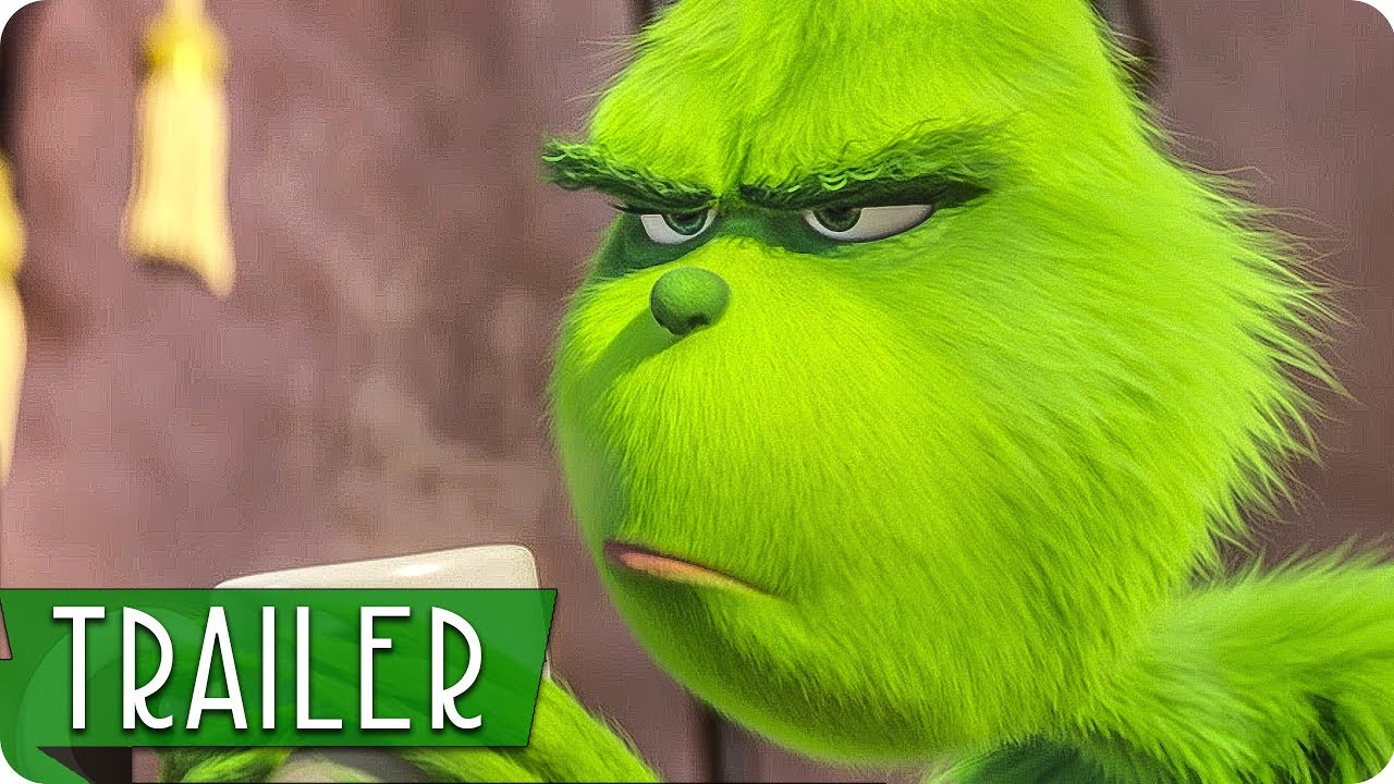 Der Grinch Trailer