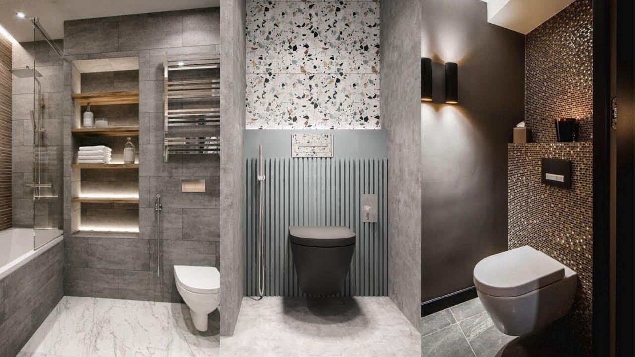 Amazing Bathroom Floor Tiles And Wall Tiles Design Ideas