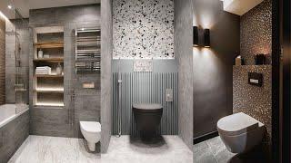 Amazing bathroom floor tiles and wall tiles design ideas 2020