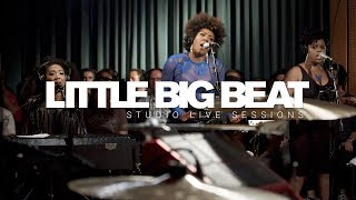 JUDITH HILL - JAMMIN' IN THE BASEMENT - STUDIO LIVE SESSION - LITTLE BIG BEAT STUDIOS