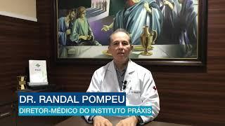 Mensagem de fim de ano do diretor-médico do Instituto Práxis, Dr. Randal Pompeu