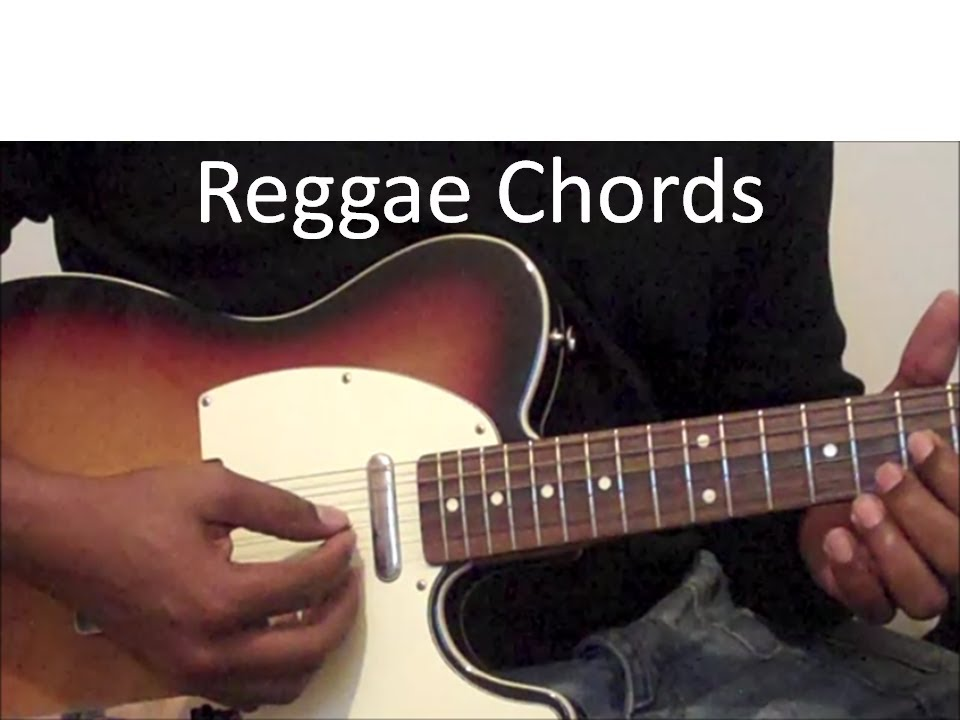 Reggae Chords Lesson 1 Youtube