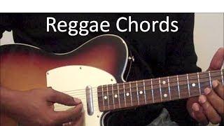 Reggae Chords - Lesson 1